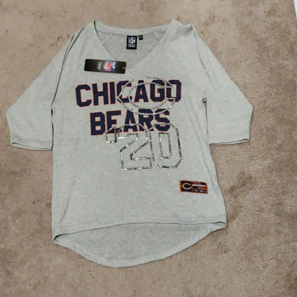 NFL Tops - NFL ladies Chicago bears shirt
